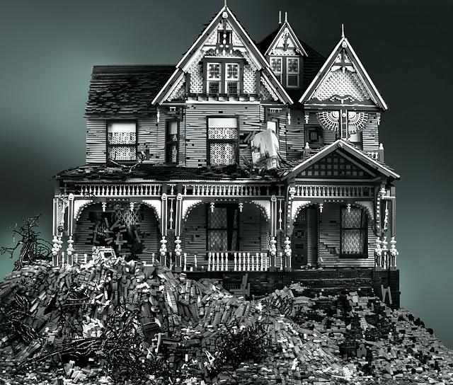 Mike Doyle's LEGO Houses