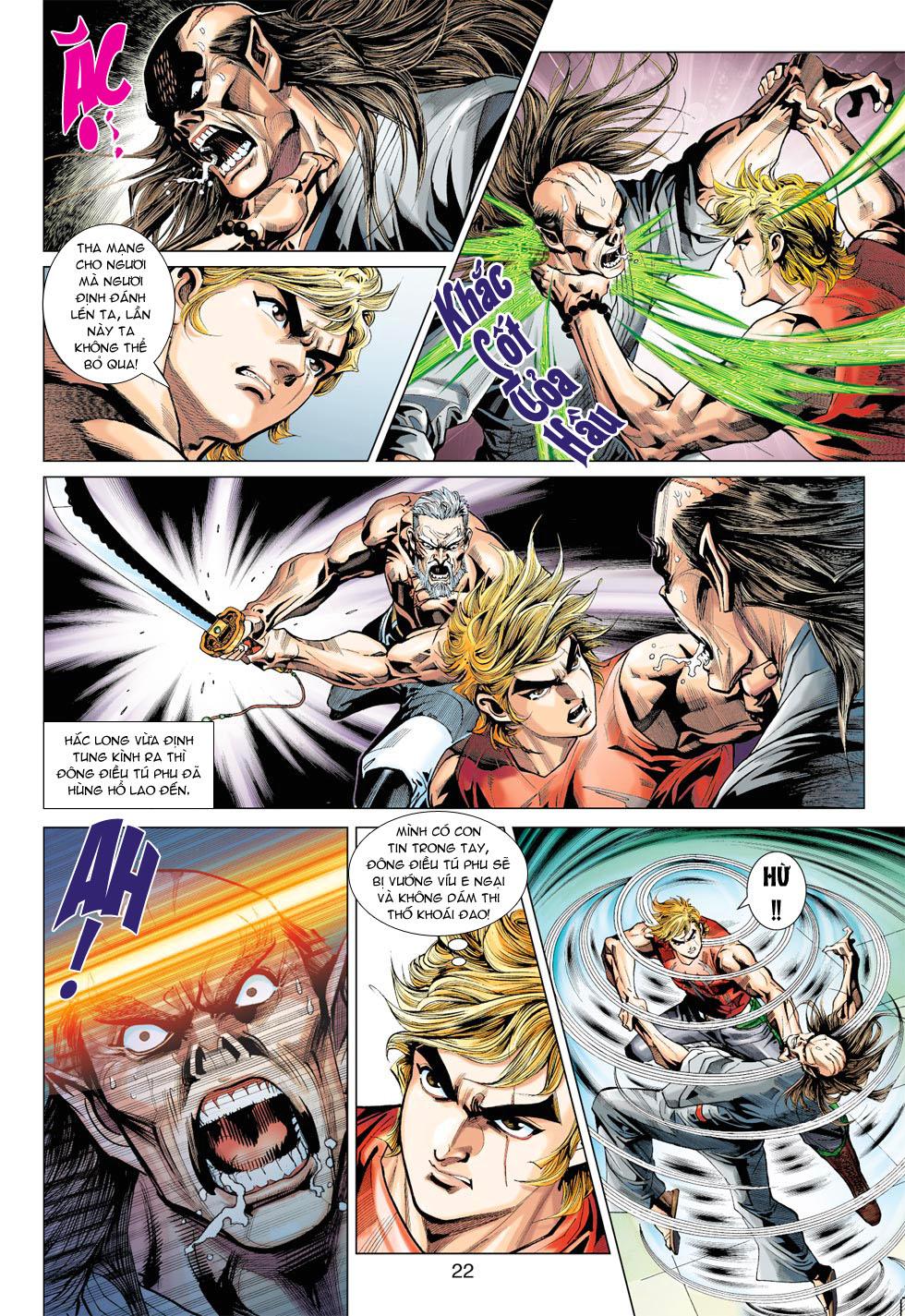 Tân Tác Long Hổ Môn trang 55
