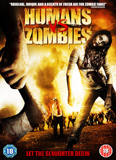 Human vs Zombies (2011) DVDRip 350MB