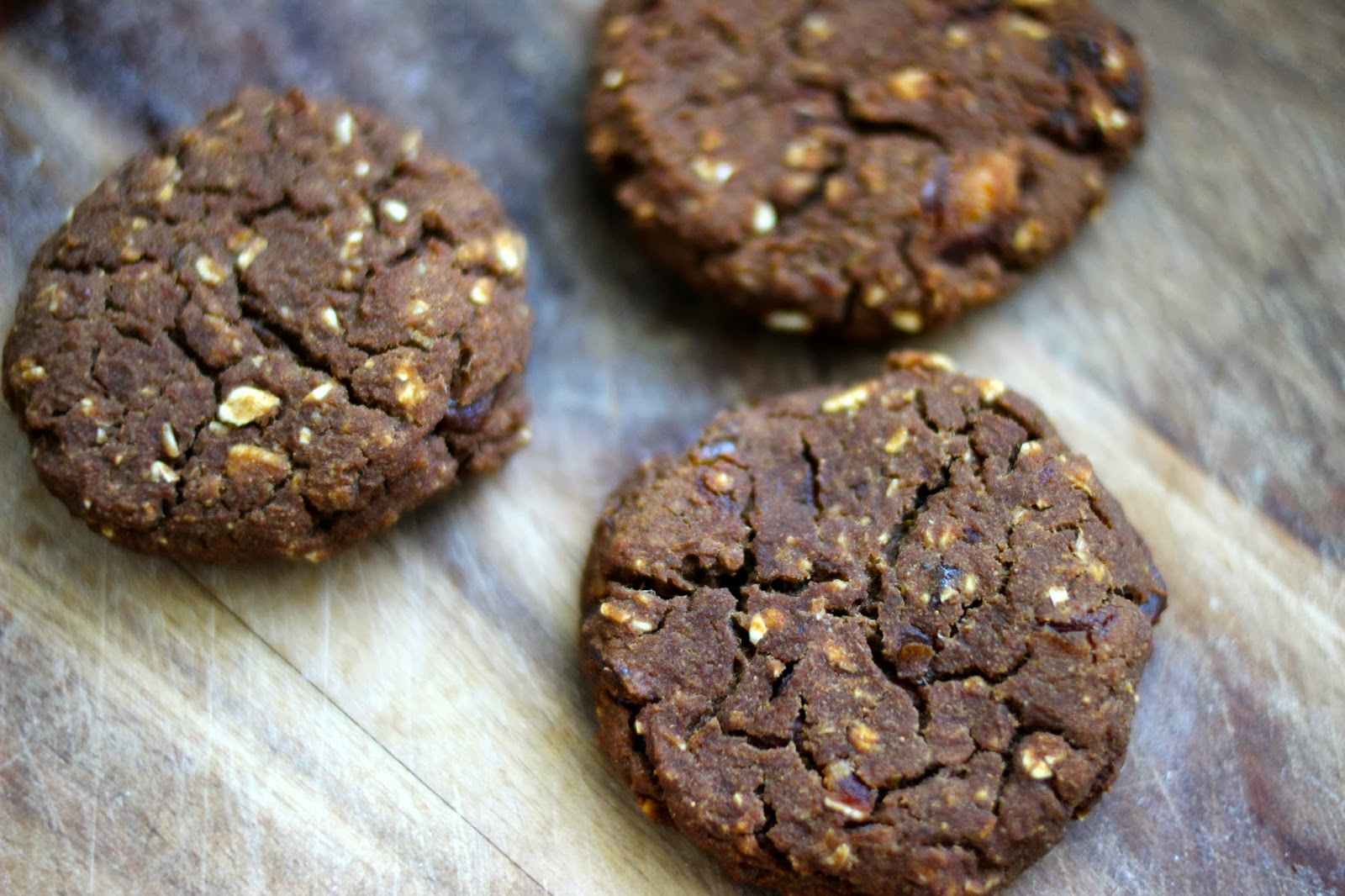 Running Girl Health and Fitness: Pumpkin Protein Cookies