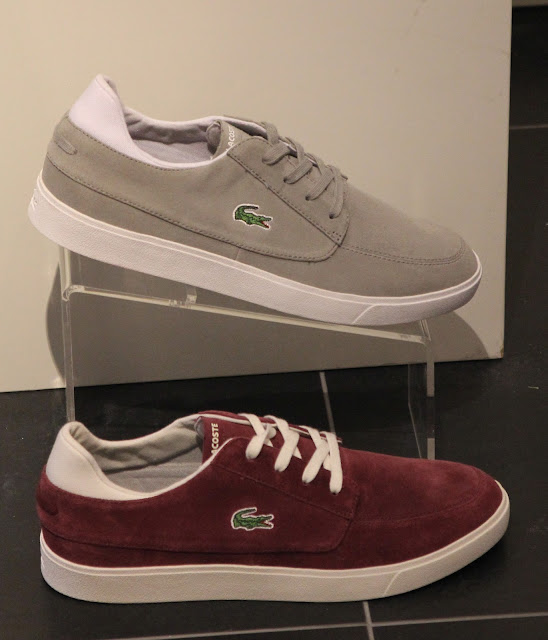 lifestyle sneakers in Autumnal suede