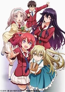assistir - Inou Battle wa Nichijou-kei no Naka de - online