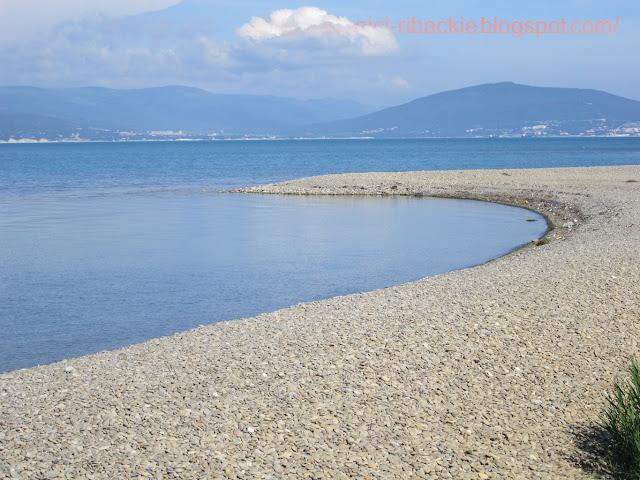 Каменная коса, рыбалка на море