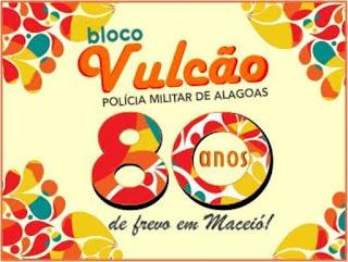 Polícia Militar de Alagoas lança frevo dos 80 anos do bloco no domingo