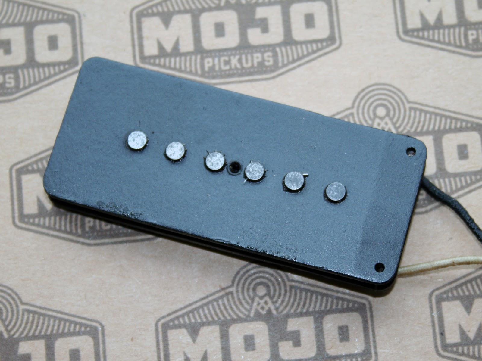 Mojo Pickups (UK) Rewinding a Pre CBS Jazzmaster Pickup | Mojo Pickups