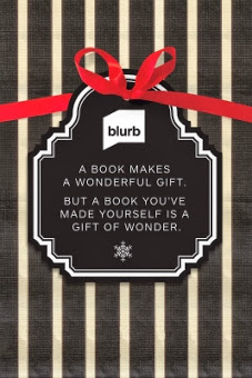 Blurb Holiday Gift Guide #affiliate