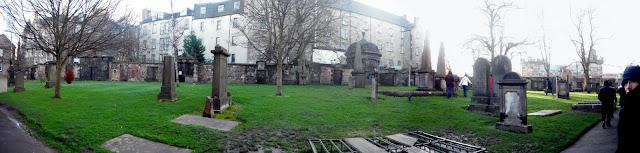 cementerio de Edimburgo bobby