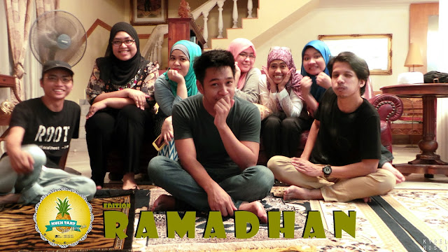 Iftar di Rumah Innerviena | Datin Mary Zain #TeamNenas