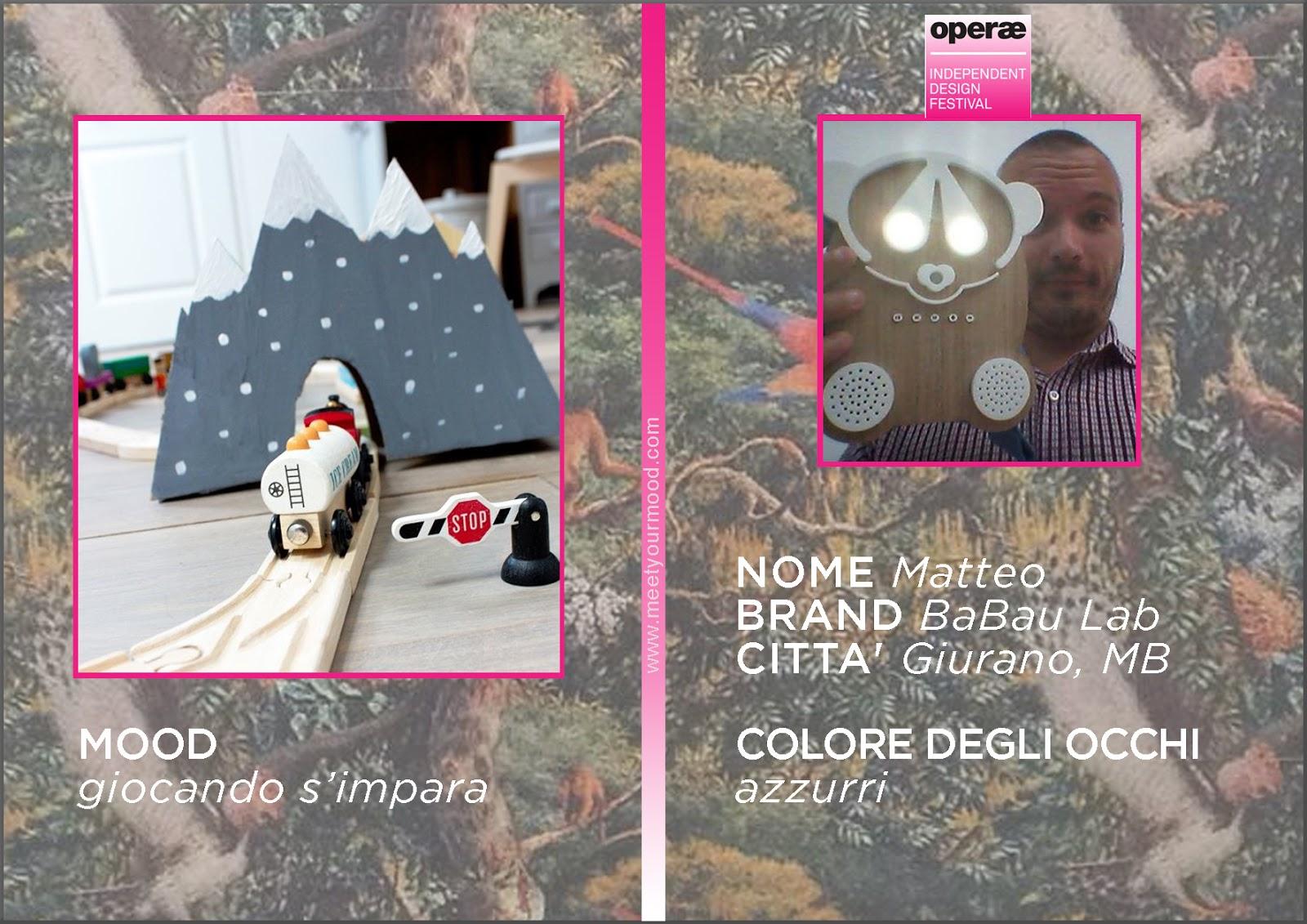 Myoperae l intervista ai designer indipendenti in mostra