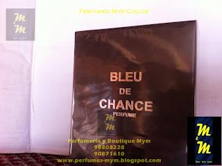 perfume bleu de chance