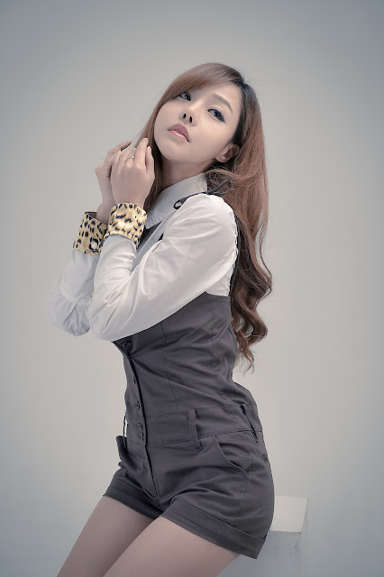5 Gorgeous Seo Jin Ah-Very cute asian girl - girlcute4u.blogspot.com