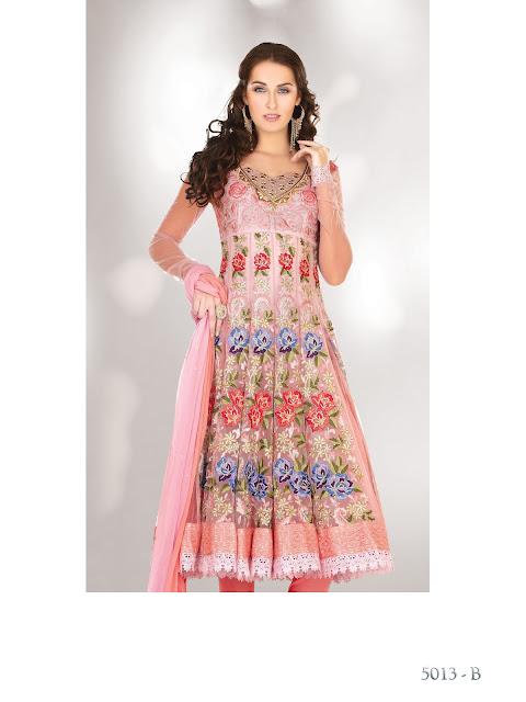 Anarkali Salwar Kameez, Latest Designer Anarkali Salwar Kameez in baroda
