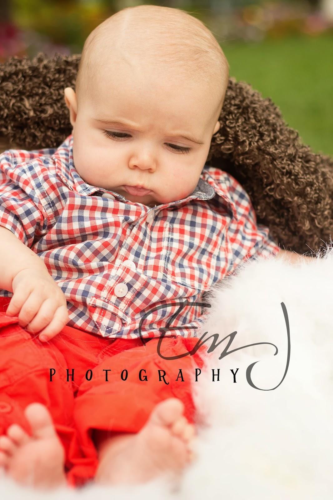 squishy, chubby baby cheeks! - em j photography