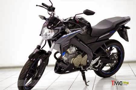 Yamaha New Vixion Advance warna Hitam