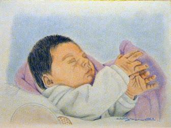 Ma néta Aitana  - - - - - - - - - - - - - - - - - - - - - - - - - - - - - - - - - - 1 de març 2015