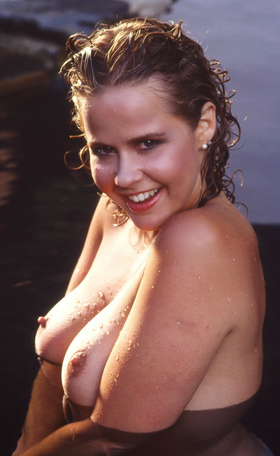 from Nolan en linda blair naked