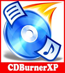 تحميل برنامج حرق ونسخ الاسطوانات CDBurnerXP 4.5.4.5306 للكمبيوتر