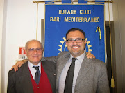 Il direttore del blog inter. invitato in una conferenza dei Rotary