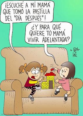 La respuesta de Santa Claus a Pepito