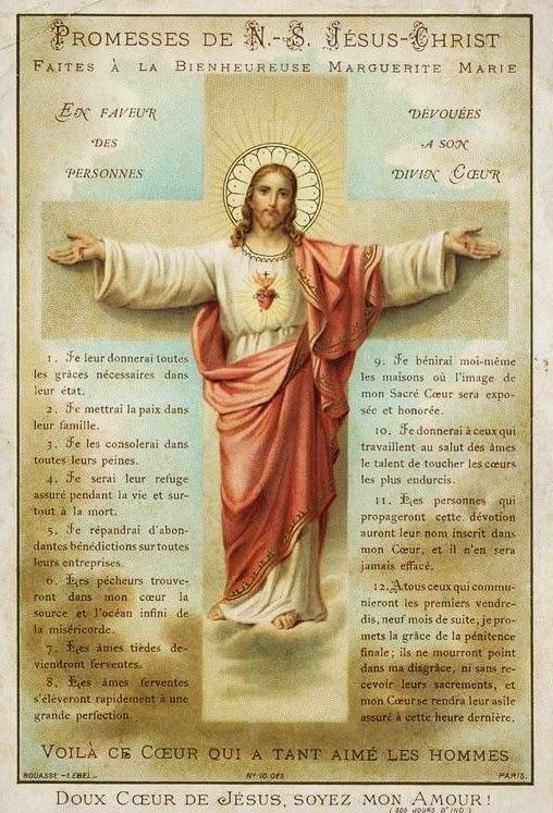 Mois de Juin = Dévotion au Sacré Coeur Sacr%C3%A9-coeur+de+J%C3%A9sus+Lanternedsnoir
