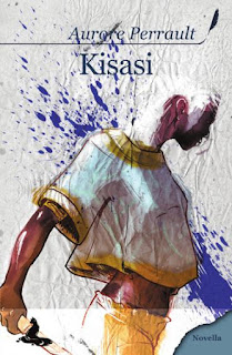 Couverture de Kisasi, d'Aurore Perrault