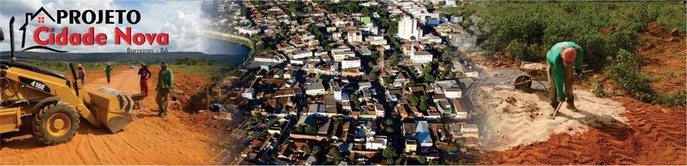 Sonho Cidade Nova - Barreiras - Ba