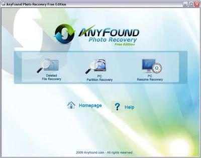 recupera imagens deletadas, aplicativo portável, excluir por acidente, pendrive, USB