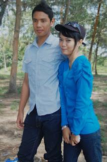 aku dan dia :)