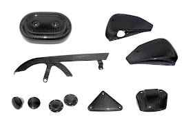 CARBON PARTS FOR SPORTSTER