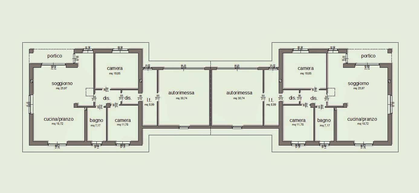 Arstudioprogettazione for Costo del garage a 2 piani