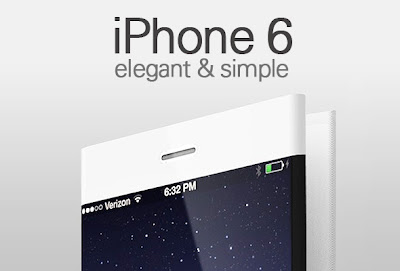 iPhone 6 concept and features
