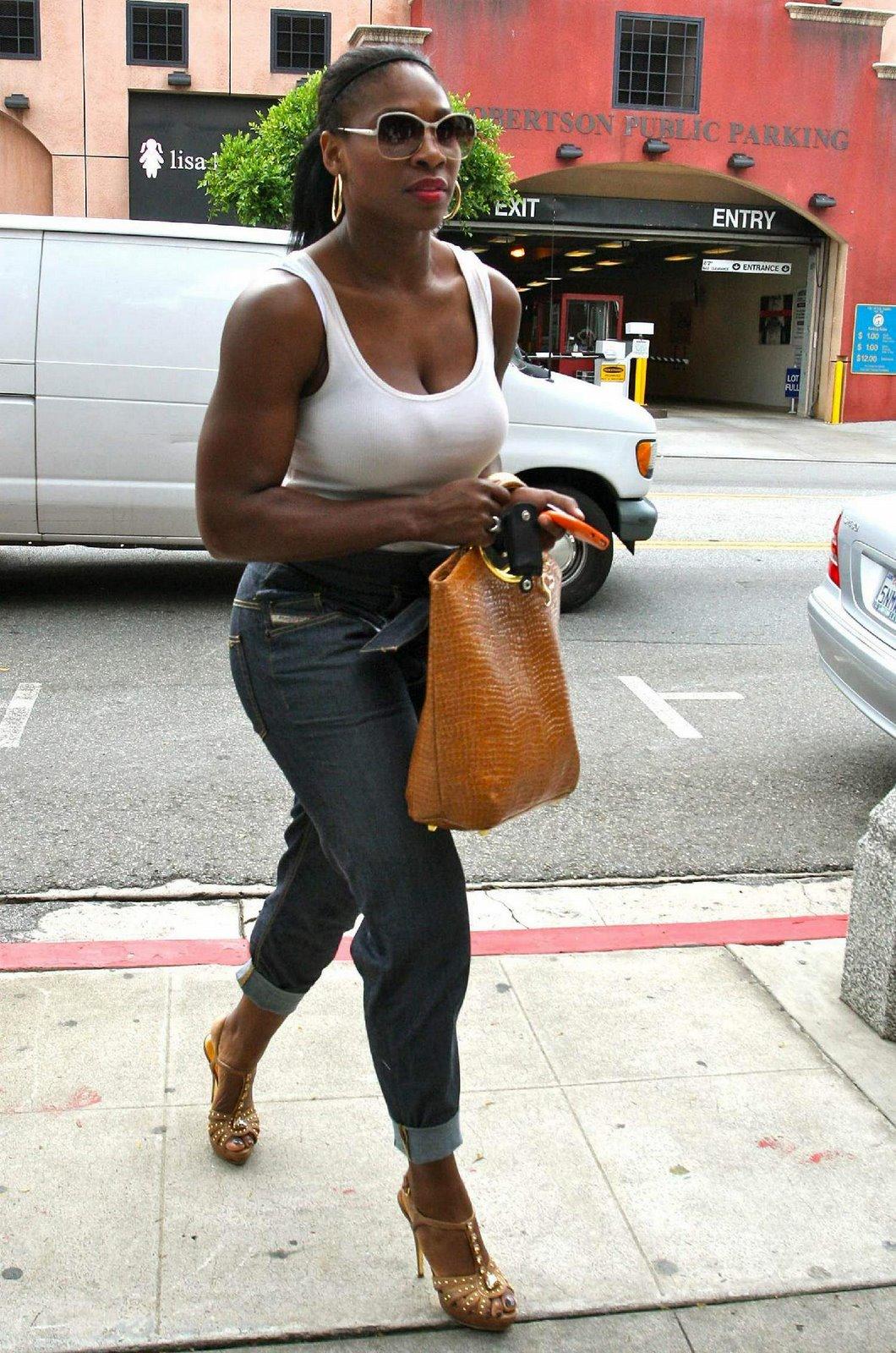 Serena Williams - Wallpaper Hot