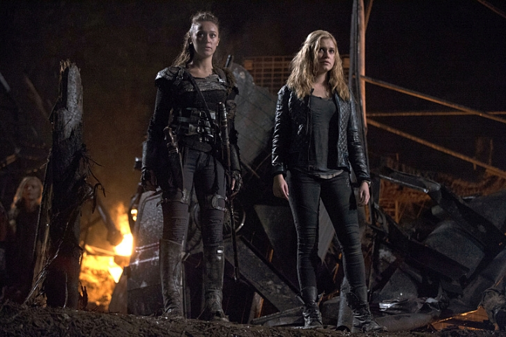 The100 review