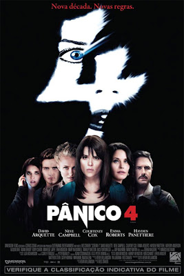 Pânico 4 – Dublado 2011