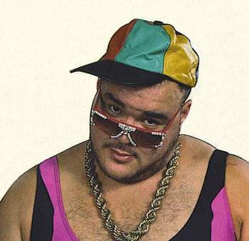 WCW, wrestling, wrestler