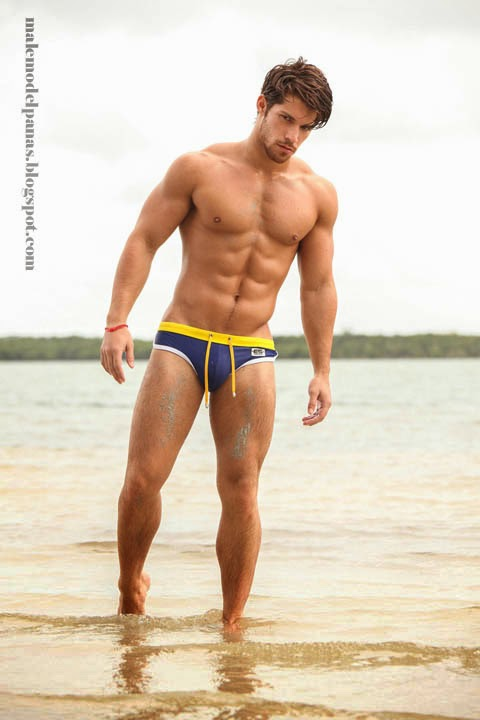 men beach wear