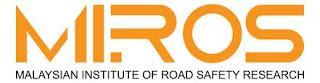 Jawatan Kosong Institut Penyelidikan Keselamatan Jalan Raya Malaysia (MIROS) - 10 Januari 2013