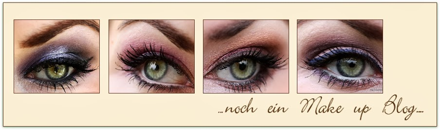 ... noch ein Make up Blog ...