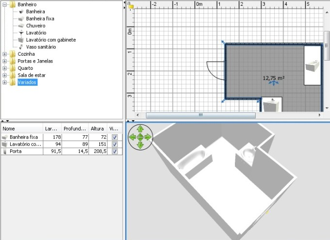 Lajes pillar lajes pr moldadas treli adas e for Programa para construir casas 3d