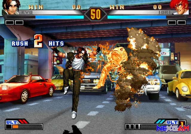 descargar king of fighters 98