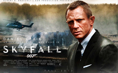 daftar film james bond 007