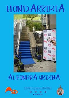 Alfonbra urdina