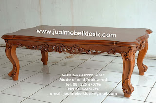 Supplier teak wood furniture supplier mebel jati ukir jepara furniture jati solid kayu TPK mebel jati ukir mewah luxury furniture jati