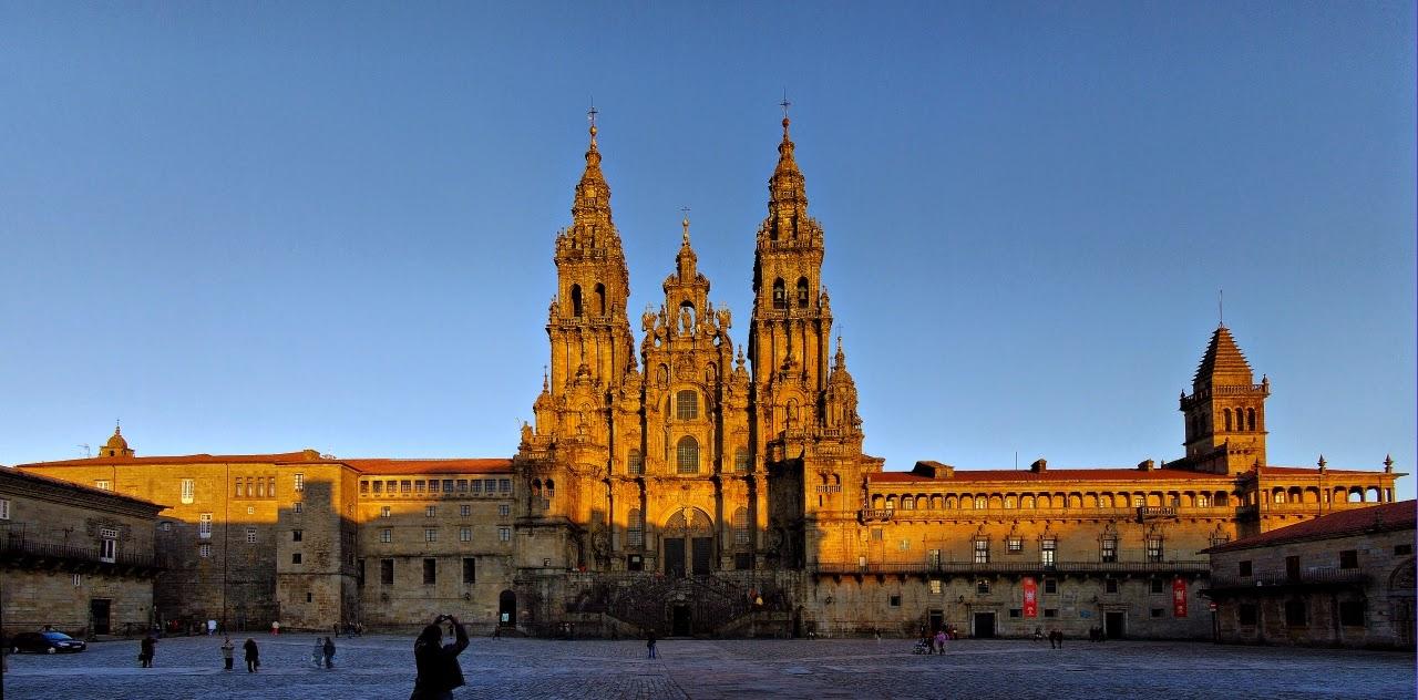 Cathedral of Santiago de Compostela, Spain - Tourist ...