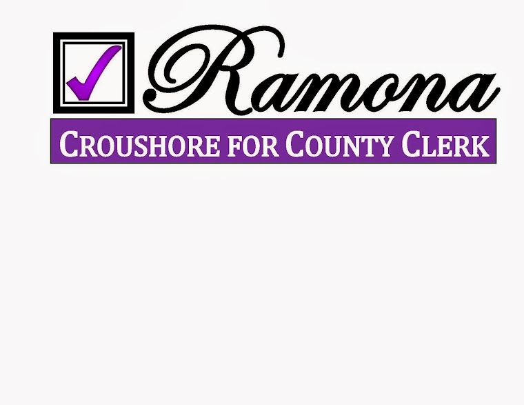 Ramona For Clerk