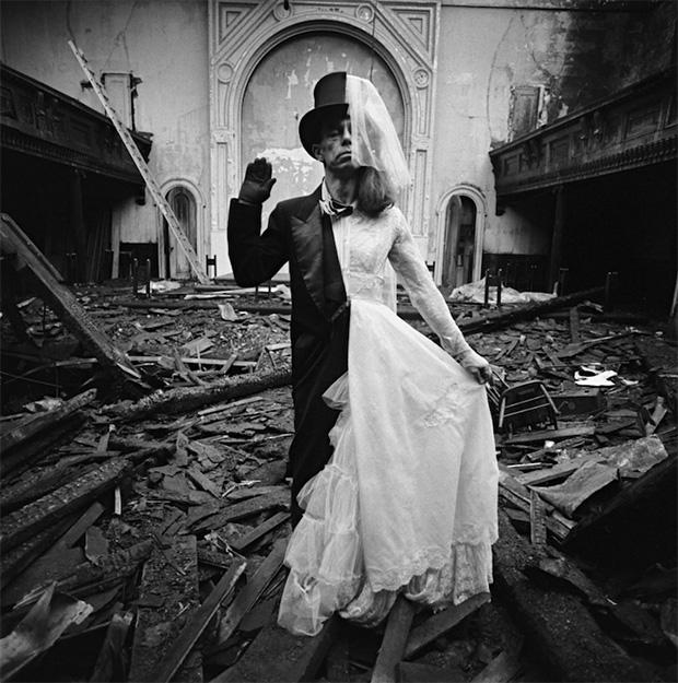 Fotos Assustadoras - Arthur Tress