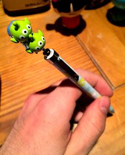 tsum tsum pen