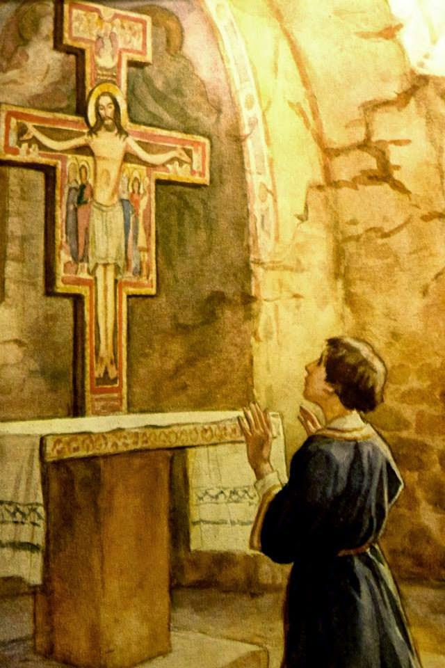 a look into life of saint francis The franciscan hermit: recluse in an open wind 30 november, 1999  greagóir ó seanacháin ofm takes a look at the eremitic tradition as it was observed by st francis and his followers, paying special attention to st francis's 'rule for the hermitage.