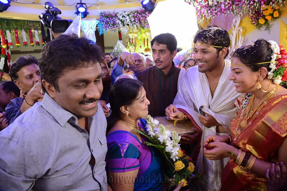 Nandu Geetha Madhuri Marriage Photos Wedding stills-HQ-Photo-18