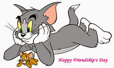 Friendshipday Messages for Whats App saying Happy Friendshipday to your Loving Friends